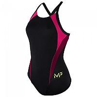 [해외]MICHAEL 펠프스 Kalista Swimsuit 6137075055 Black / Bright Pink