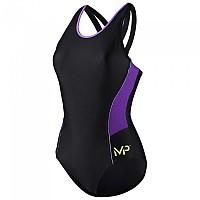 [해외]MICHAEL 펠프스 Camilya Swimsuit 6137075061 Black / Lilac