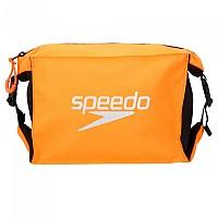 [해외]스피도 Pool Side Bag Black / Fluo Orange