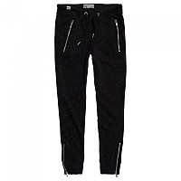 [해외]슈퍼드라이 Zip Fashion Jogger Black Nep