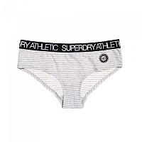 [해외]슈퍼드라이 Athletic Briefs Grey Marl / White Stripe