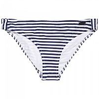 [해외]슈퍼드라이 Cruise Stripe Bikini Bottom Navy Mini Stripe