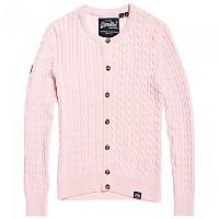 [해외]슈퍼드라이 Croyde Bay Cable Blush Pink