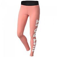 [해외]나이키 Sportswear Leg A See High Waist Just Do It Pink Quartz / White