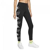 [해외]나이키 Sportswear Leg A See Flip Black / White