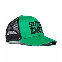 [해외]슈퍼드라이 Nostalgia Trucker Retro Green