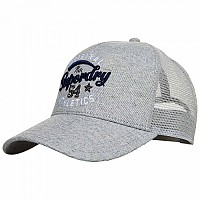 [해외]슈퍼드라이 Academy Trucker Grey Grindle