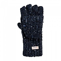 [해외]슈퍼드라이 Clarrie Stitch Mitten Navy Twist
