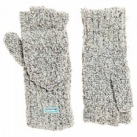 [해외]슈퍼드라이 Clarrie Stitch Mitten Grey Twist