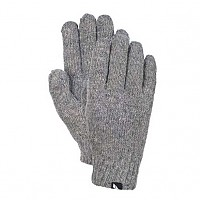 [해외]TRESPASS Manicure Knitted Gloves Grey Marl