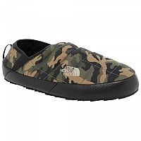 [해외]노스페이스 ThermoBall Traction Mule V Burnt Olive Green Woodland Camo Print / TNF Black