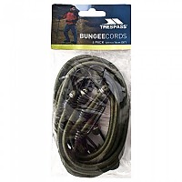 [해외]TRESPASS Bungee Cord 4 Pack 6mm Olive