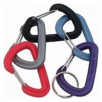 [해외]블랙 다이아몬드 Jivewire Small Key Ring 4654799 Multicolor