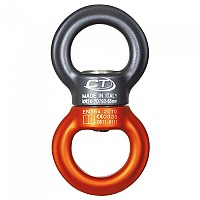 [해외]CLIMBING TECHNOLOGY Twister Grey / Orange