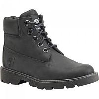 [해외]팀버랜드 6 In Classic Boot Junior Black