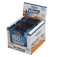 [해외]W아이더 Victory 엔듀라nce Iso Energy 30gr x 16 Tangerine-Orange