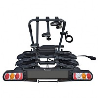 [해외]PERUZZO 퓨어 Instinct Towball 3 Bikes Black