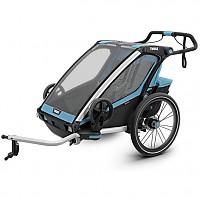 [해외]툴레 Chariot Sport 2 Blue / Black