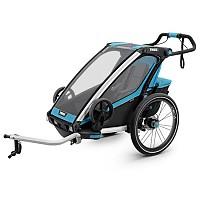 [해외]툴레 Chariot Sport 1 V17 Blue / Black