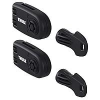 [해외]툴레 Wheel Strap 986000 Locks V17