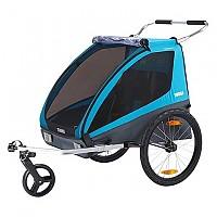 [해외]툴레 Chariot Coaster XT Blue