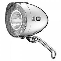 [해외]XLC Battery Headlight CL D03 Chrome