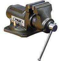 [해외]VAR Professional Bench Vise 100 mm 1136087101 Black