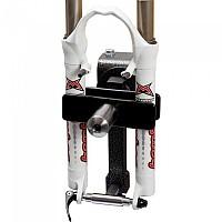 [해외]VAR Universal Swivel Fork 클램프 MTB/Downhill/로드 Black