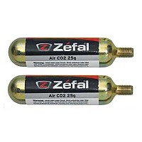 [해외]ZEFAL Blister 2 Co2 With Thread