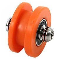 [해외]MSC Chainguide Orange Pulley Orange