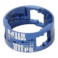 [해외]MSC Steps Aluminium Head Adjustable Spacers Pair Blue