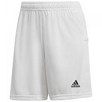 [해외]아디다스 Team 19 Knit Shorts Long White