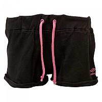 [해외]엄브로 Short Logo Black / Pink