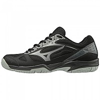 [해외]미즈노 Cyclone Speed 2 Black / Silver / Dark Shadow