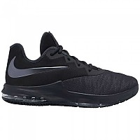 [해외]나이키 Air Max Infuriate III Low Black / Mtlc Dark Grey / Anthracite
