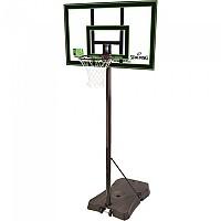 [해외]스팔딩 NBA Highlight Acrylic Portable Clear / Black / Green