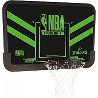 [해외]스팔딩 NBA Highlight Backboard Black / Green