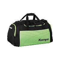 [해외]켐파 Teamline Sportsbag 50L Black / Fluor Green