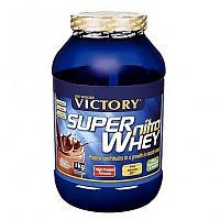 [해외]W아이더 Victory Super Nitro Whey 1kg Strawberry-Banana