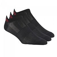 [해외]리복 One Series Tr W 3 Pack Socks Black / Black / Black / Tingre