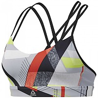 [해외]리복 One Series Hero Strappy Padded Vortastripe Cold Grey