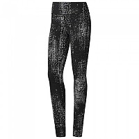 [해외]리복 One Series Lux Data Dots Tight Regular Black