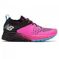 [해외]뉴발란스 Fresh Foam Hierro v4 Black / Pink / Blue