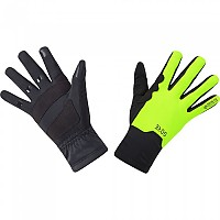 [해외]GORE? Wear M Goretex Infinium Mid Black / Neon Yellow