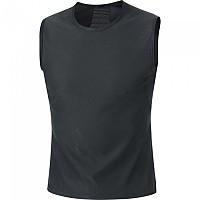[해외]GORE? Wear M Base Layer Sleeveless Shirt Black
