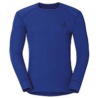 [해외]오들로 Warm Shirt L/S Crew Neck Energy Blue