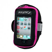 [해외]FITLETIC Armband Iphone 4 black / purple