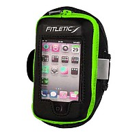 [해외]FITLETIC ARM02-B-G Black / Green