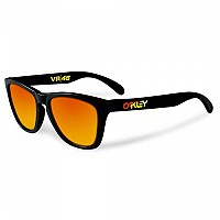 [해외]오클리 Valentino Rossi Signature Series Frogskins Frame - Polished Black
