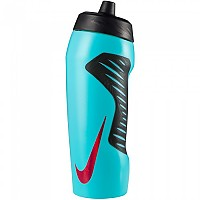 [해외]나이키 ACCESSORIES Hyperfuel Water Bottle 24Oz Turquoise / Black / Red